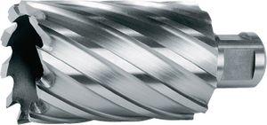 RUKO Kernbohrer D.21mm HSS L.50mm Weldon – Bild 1