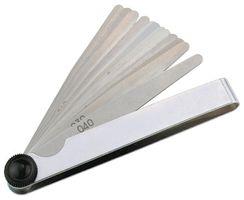 PROMAT Fühlerlehre Blattstärke 0,05-1mm Stahl L.100mm 13Blatt – Bild 1