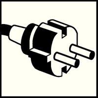 REV Verlängerungskabel Ku. L.3m weiß H05VV-F 3x1,5mm2 – Bild 2