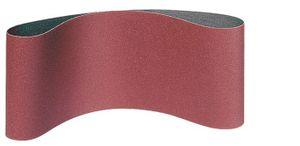 10x KLINGSPOR Schleifband endlos K.120 B.100xL.610mm f.Metall/Holz dicht gestreut – Bild 1