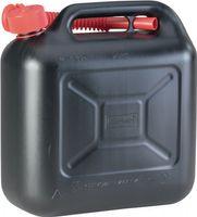 HÜNERSDORFF Kraftstoffkanister Transportkanister Bx1780xH435mm Inhalt 20l L. 365mm schwarz – Bild 1