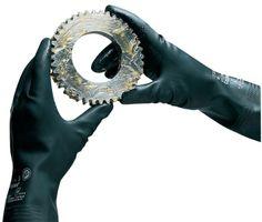 10 Pa. KCL Handschuh EN374 Kat. III Camapren W-Nr. 720 Gr.7  – Bild 1