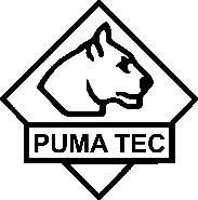 Herbetz Universalmesser Puma Tec Klingen-L.8,3cm Heft-L.11,2cm – Bild 2