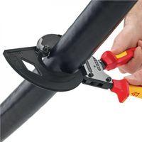 Knipex Kabelschneider VDE L.320mm Arbeits-B.60mm max.600mm2 – Bild 4