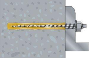 10x Apolo MEA Verbundankerpatrone  VA M 12 – Bild 3