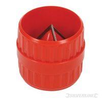 Silverline Universal-Rohr-Reibahle 15 u. 22 mm