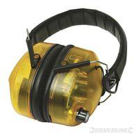 Silverline Elektronischer Kapselgehörschutz, SNR 30 dB SNR 30 dB