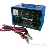 Silverline Batterieladegerät, 12 V/24 V, 10 A 12 V / 24 V, 10 A