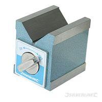 Silverline Magnetspannprisma 70 x 60 x 70 mm