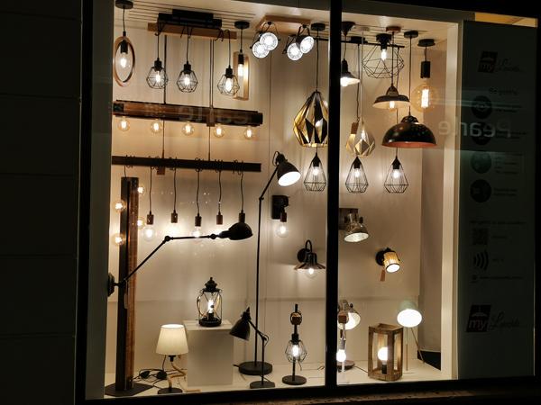 Smart Window Shopping - Schaufenster H