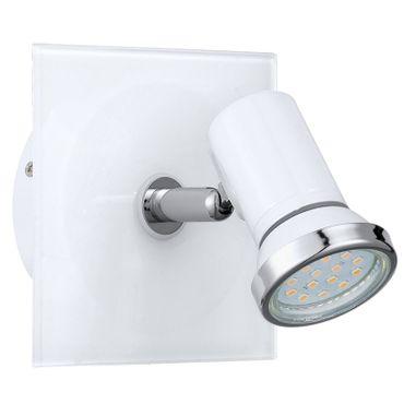 Eglo Spot LED TAMARA 1 weiss, chrom, GU10 max. 1X2,5W