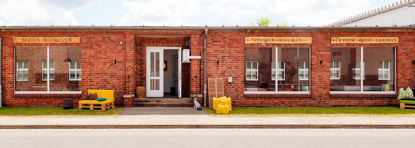 Matratzen Betten Laden Schaufenster Espenhain