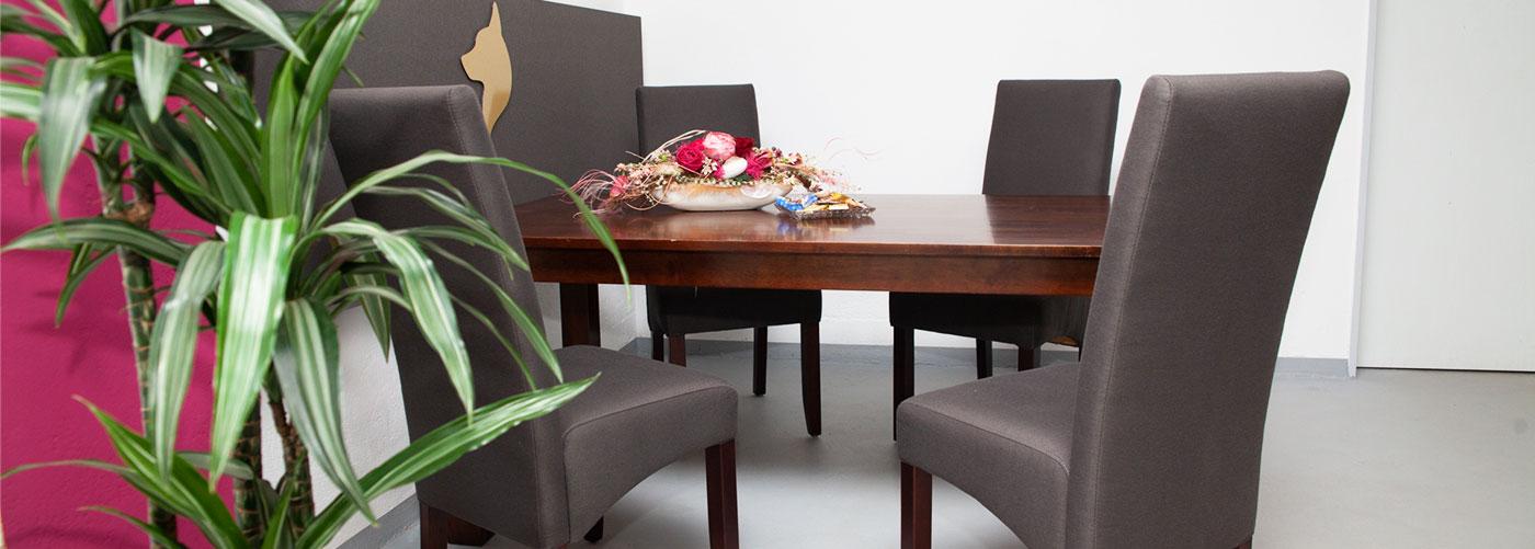 Möbel Polsterung Stühle Sitzgruppe