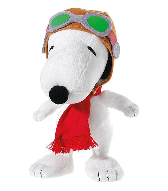Plüschpilot Snoopy
