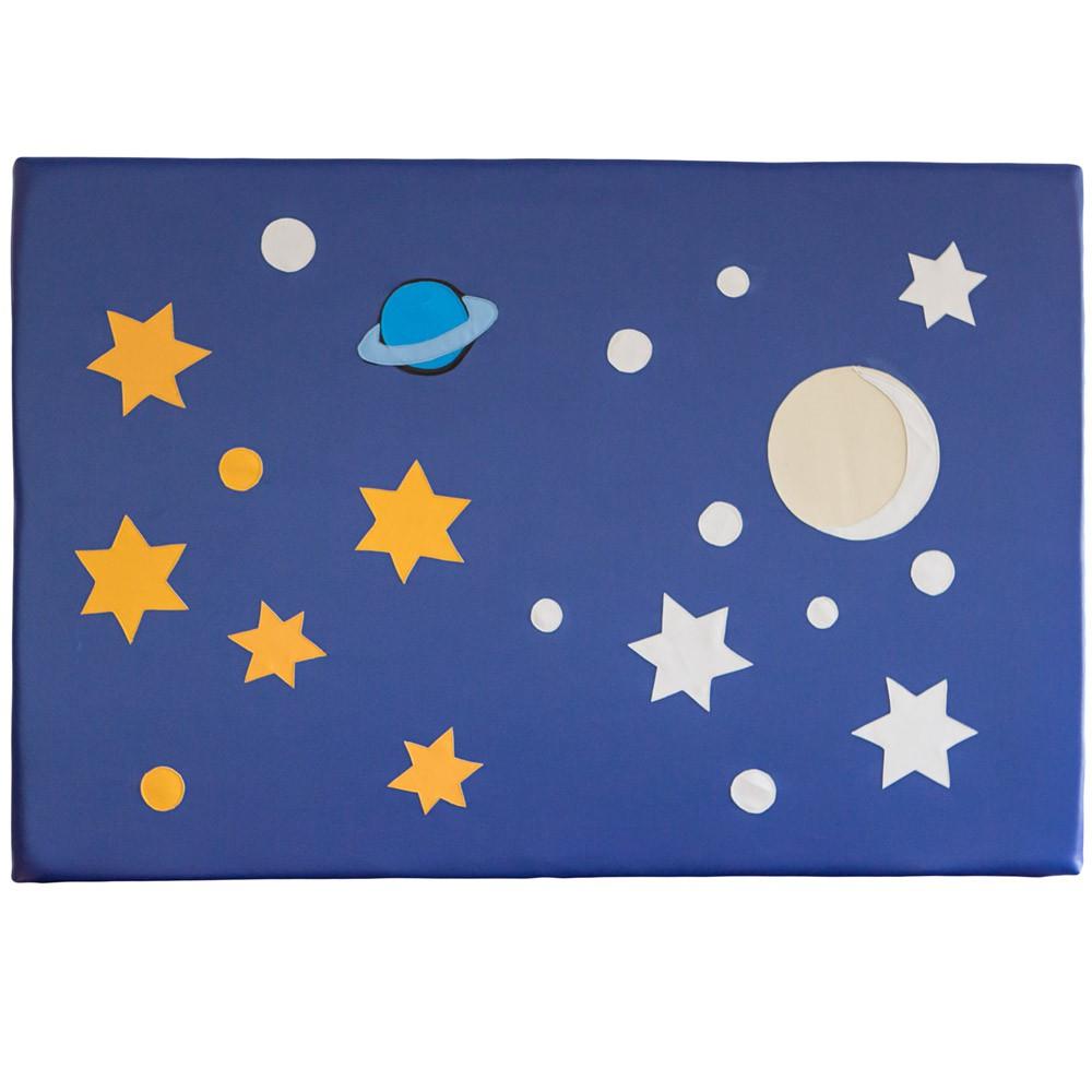 Kinderzimmer sternenhimmel  Wandpolster für Spielecken, abwischbar Kinderzimmer Möbel Wandpolster