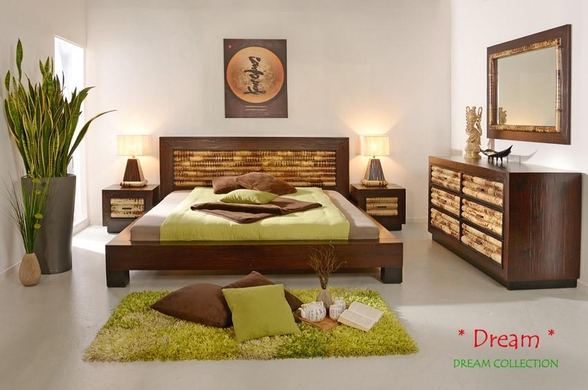 Bambus Bettrahmen Dream