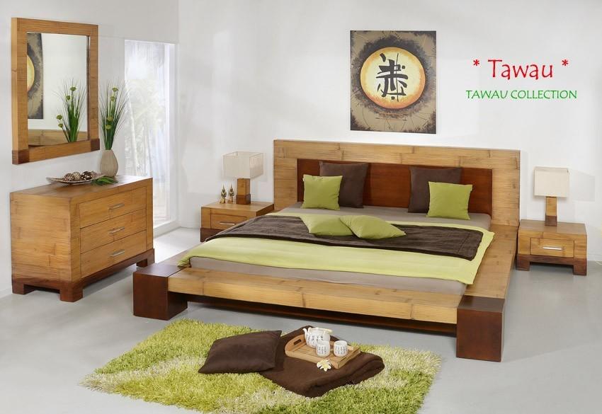 Bettrahmen und Design in Bambus - Perfekt abgestimmte Bambusrahmen ...