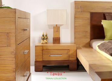 Bambus Nachttisch TAWAU – Bild 1