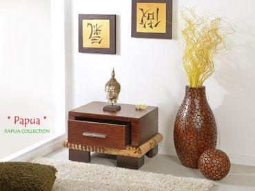 Bambus Nachttisch Papua – Bild 1