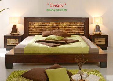 Comfort Wasserbett inkl. Bambusbett Dream