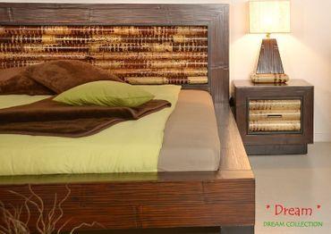 Luxus Wasserbett inkl. Bambusbett Dream – Bild 4