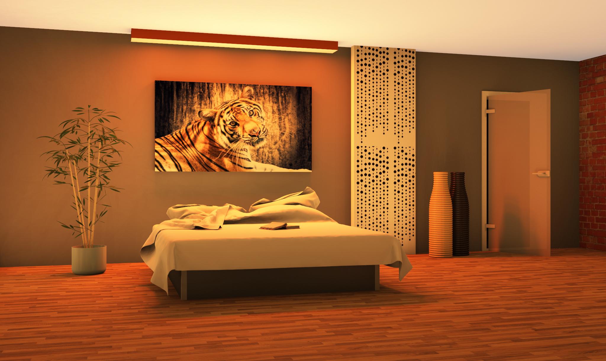 luxus wasserbett f r 1 person mesamoll ii. Black Bedroom Furniture Sets. Home Design Ideas