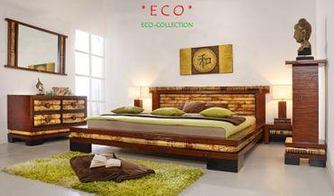 Comfort Wasserbett inkl. Bambusbett Eco – Bild 2