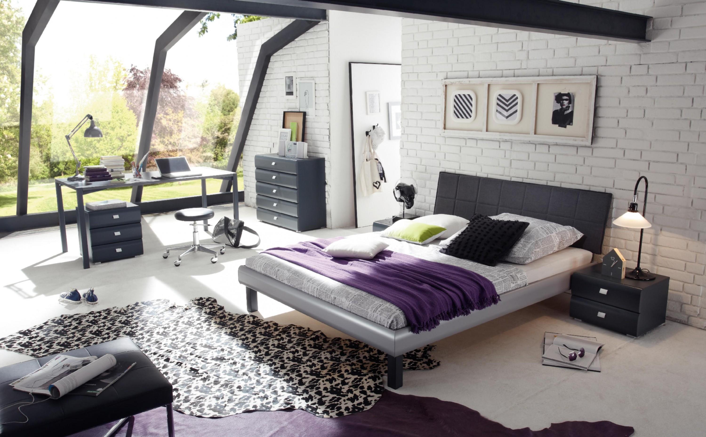 classic wasserbett hasena inkl rahmen polsterkopfteil caro. Black Bedroom Furniture Sets. Home Design Ideas