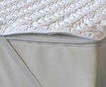 Wasserbett Spannauflage Perkal 001
