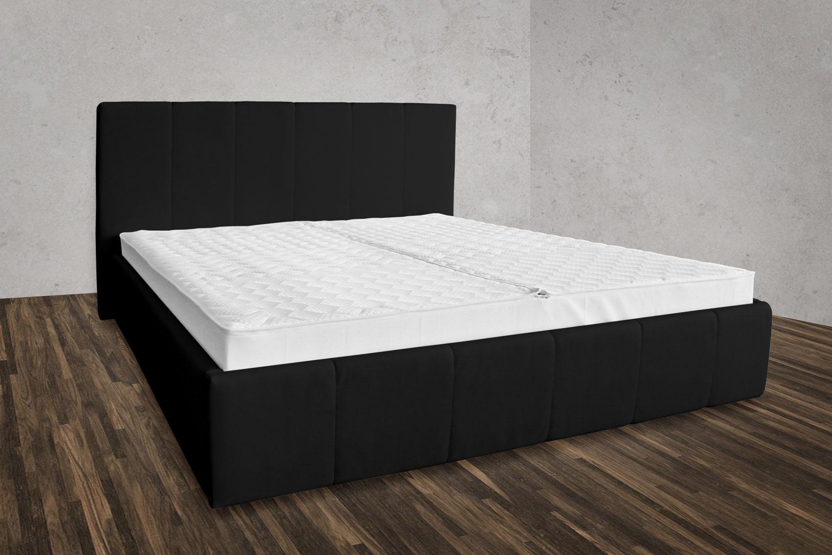 luxus mesamoll ii wasserbett mit polsterumrandung ciro. Black Bedroom Furniture Sets. Home Design Ideas