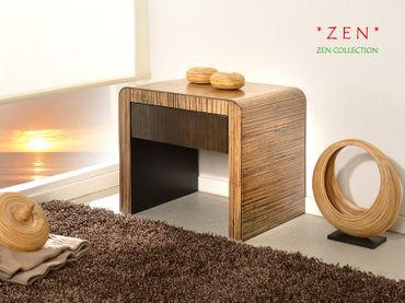 Bambus Nachtkonsole Zen
