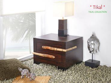 Bambus Nachtkonsole TIKAL