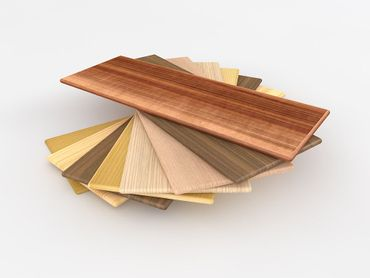 Dekormuster Set, Holzreproduktionen – Bild