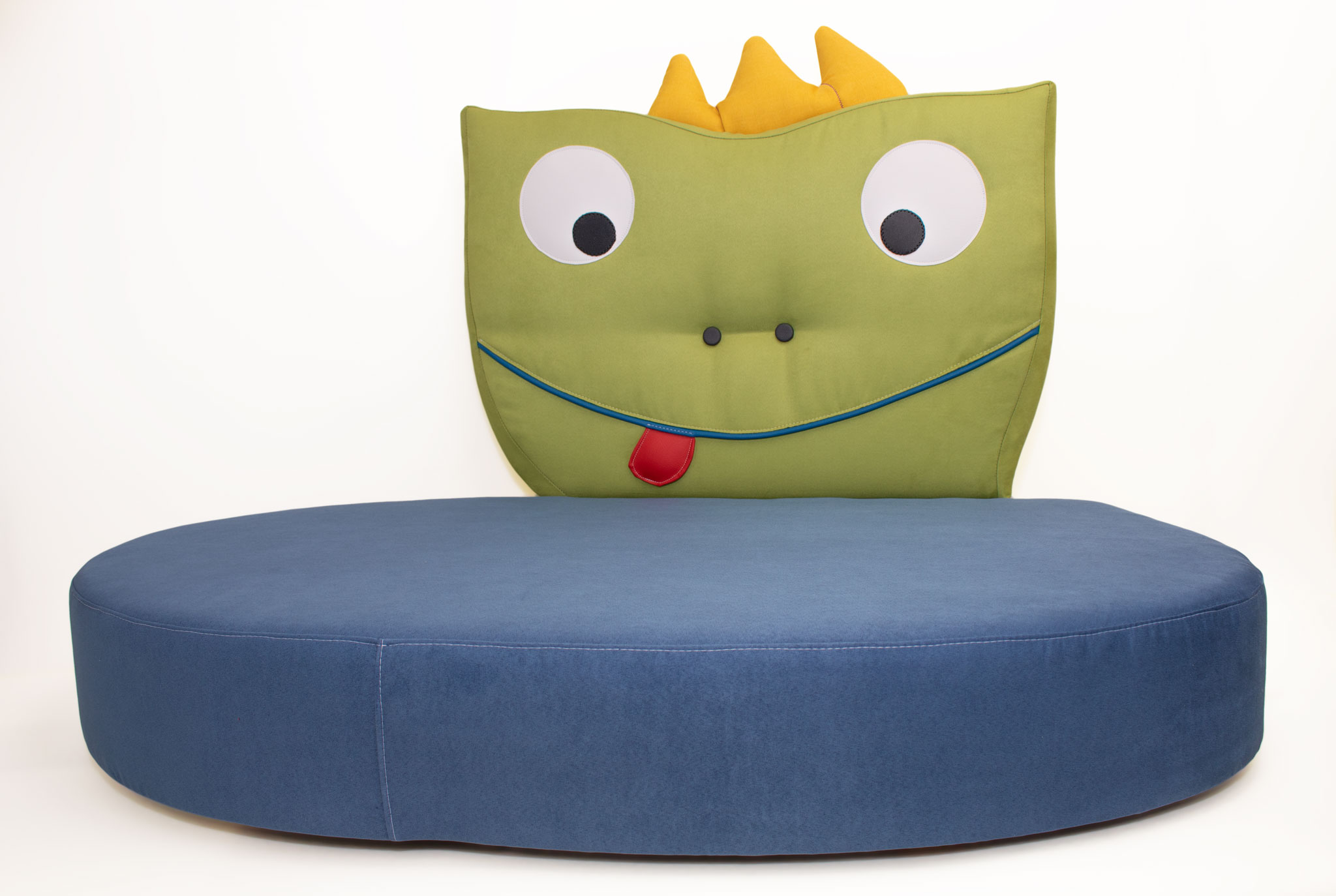 Twees Kindersofa Frosch Olli