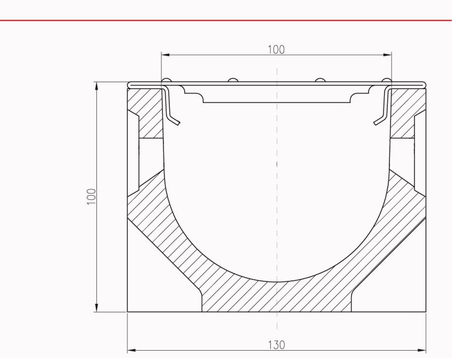 Aco Stegrost 10325 Stahl Verzinkt 1m Sanierungsrost Ersatzrost Rinne