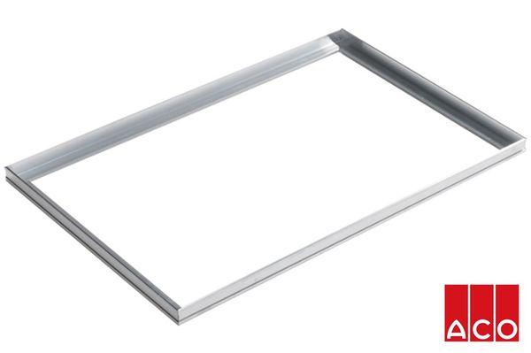 ACO 600x400x26,5 mm Self Vario Winkelrahmen Schuhabstreifersystem – Bild 2