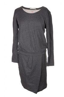 Mandala Jersey-Kleid