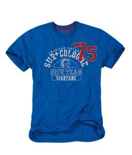 Surplus Spartans Tee T-Shirt  Gr.:S - XXL  Colour: Dark Blue
