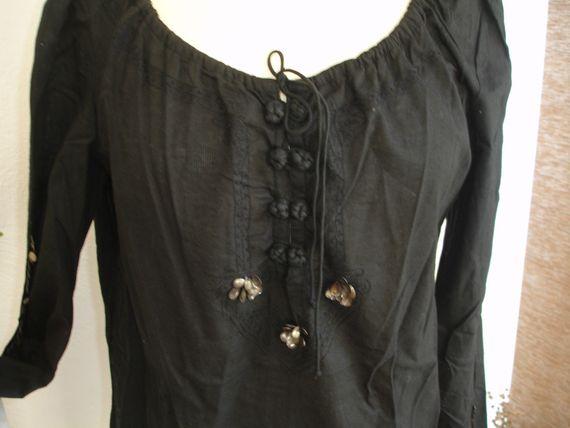 Ornamented Cotton By Noa Noa  Bluse Gr.S   Wunderschön NEU!  – Bild 2