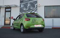 FRIEDRICH MOTORSPORT Komplettanlage Gruppe A Seat Ibiza 6J Schrägheck ab 08 1.2l bis 2.0l u. Diesel - Endrohrvariante frei wählbar Bild 3