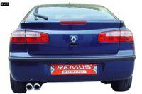 REMUS Sportauspuff Renault Laguna Grand Tour 2.0l Turbo ab Bj. 04 u. 2.2l dCi ab Bj. 01 - 2x84mm Edition Bild 2