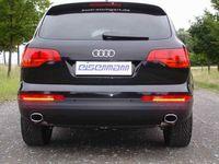 EISENMANN Duplex Racing Sportauspuff Audi Q7 4.2FSI - 1x120x77mm oval rechts links