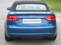 EISENMANN Duplex Racing Komplettanlage Audi A3 Cabrio Bj. 08- 1.8FSI 2.0TFSI - 2x76mm rechts links