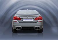 EISENMANN Duplex Racing Sportauspuff BMW M5 (F10) Limousine 4.4l je - 2x90mm rund  Bild 2
