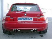 EISENMANN Duplex Racing Sportauspuff BMW Z3M (E36/7S) 3.2l je - 2x83mm rechts links Bild 2