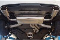 FOX Duplex Sportauspuff Mercedes B-Klasse 246 1.6l 2.0l ab 11 - 1x140x90mm Typ 32 rechts links Bild 4