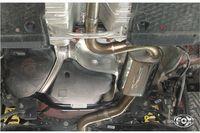 FOX Mittelschalldämpfer Audi A3 Typ 8P u. 8P Sportback 1.4l 1.8l Bild 2