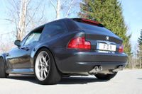 FOX Duplex Sportauspuff BMW Z3 M 3,2l 236kW rechts/links - 2x80 Typ 25 rechts/links