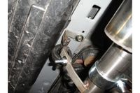 FOX Duplex Mercedes A-Klasse 168 Endrohrsystem rechts/links für original Endschalldämpfer - 106x71 Typ 32 rechts/links Bild 6