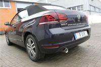 FOX Sportauspuff VW Golf 6 Cabrio - 1x90 Typ 13 Bild 4